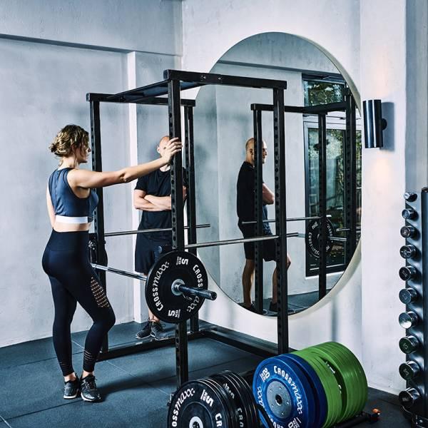 Luxe gym in hartje Jordaan
