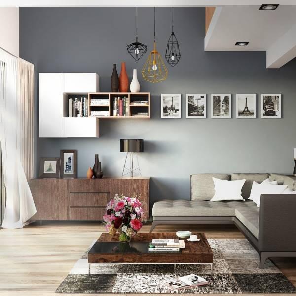 Afstemming van interieur en ruimtes