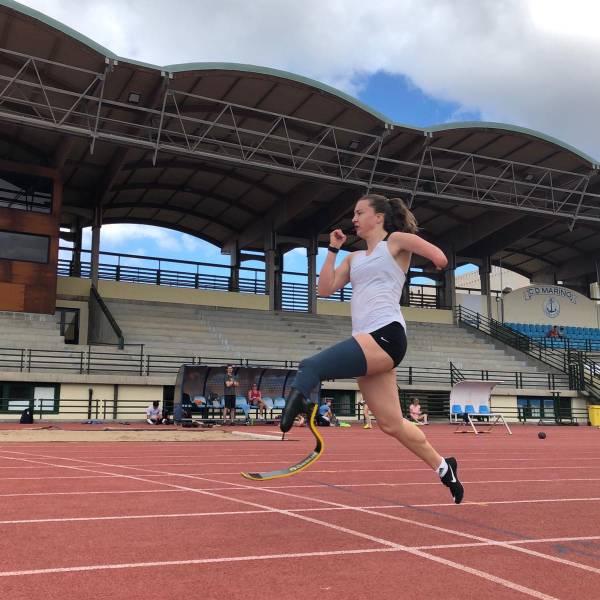Oh, wat een jaar: paralympisch topsporter Marlene van Gansewinkel