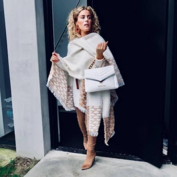 Romy's Favoriet: Gebreide jurk
