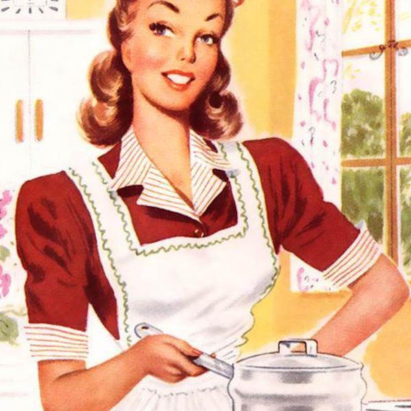 Blogger Ankie pleit voor 'vintage huishouden'
